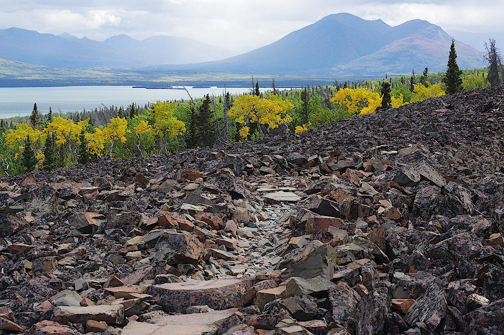Rock-Glacier-Trail