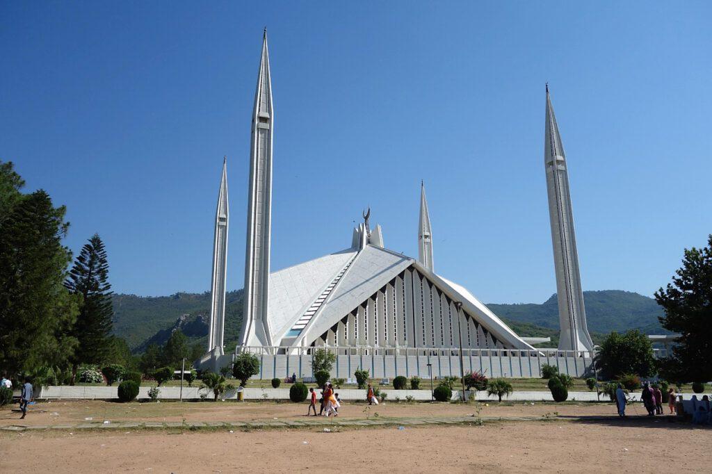 Schah-Faisal-Moschee-Islamabad