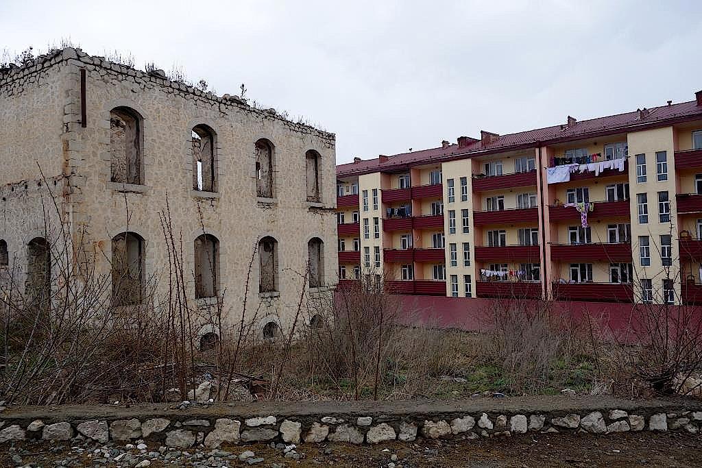 Shusha-Bergkarabach