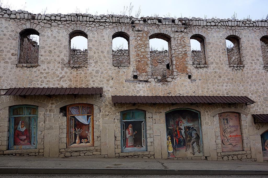 Kunst und Ruine