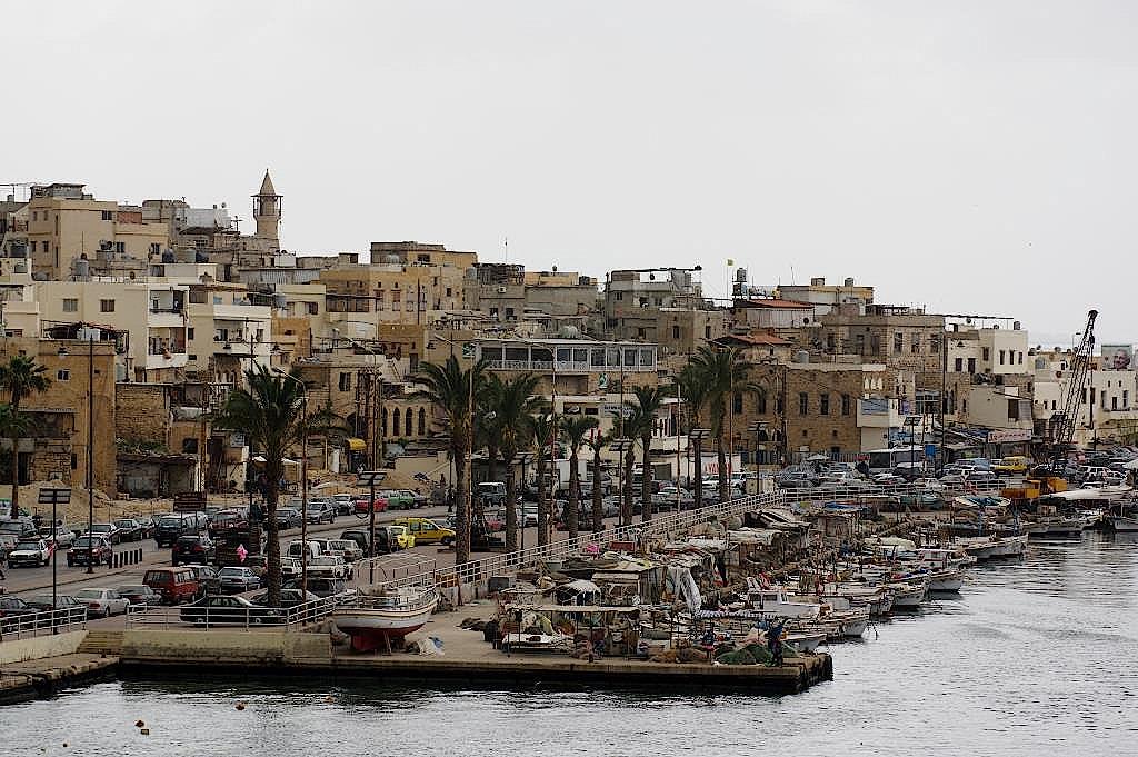 Sidon-Libanon
