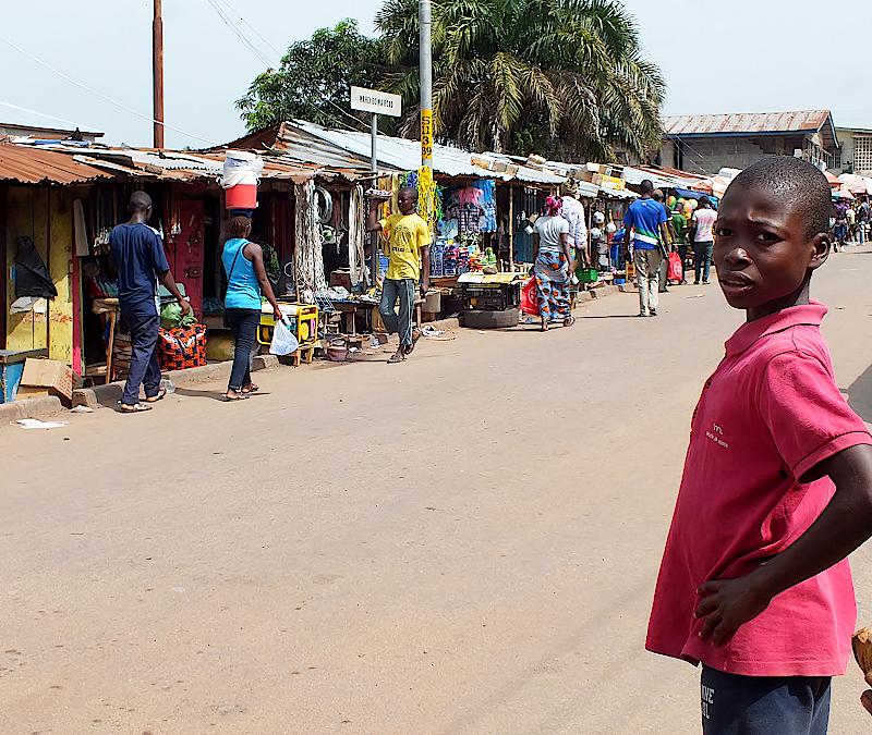 Sierra-Leone-Kenema -