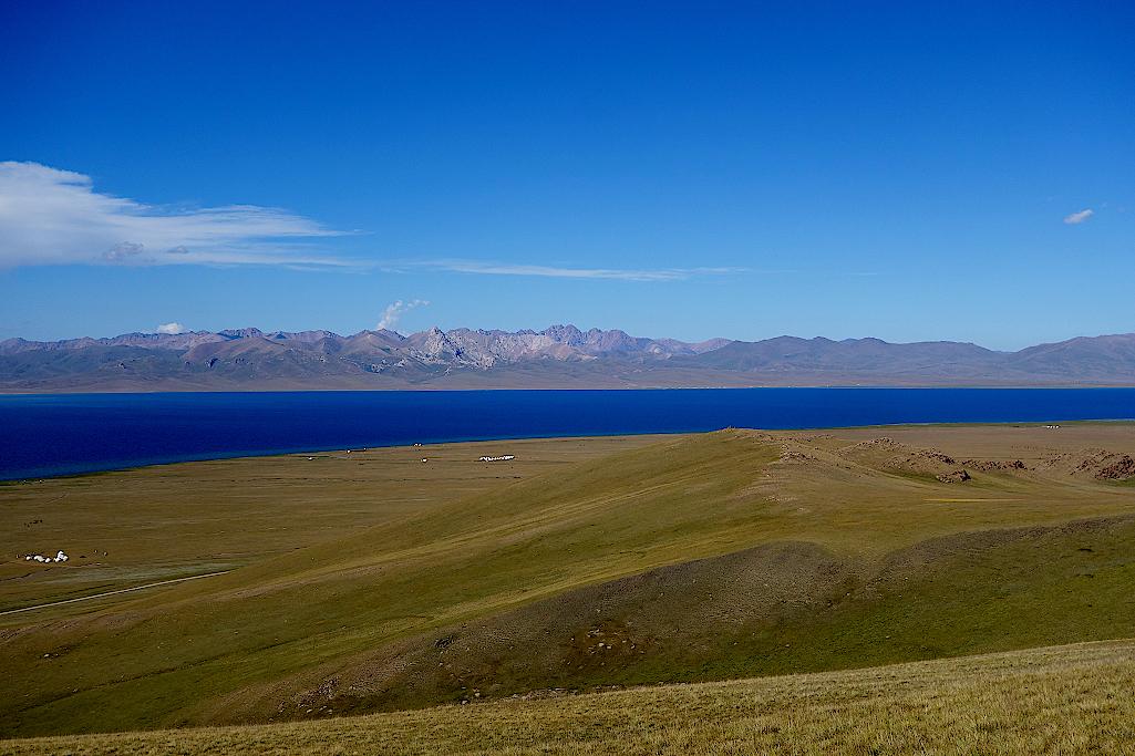 Songkul-Kirgistan