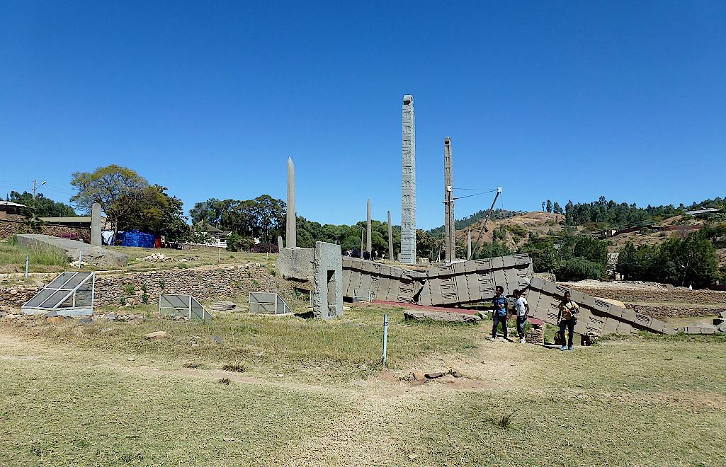 Stelen-von-Axum