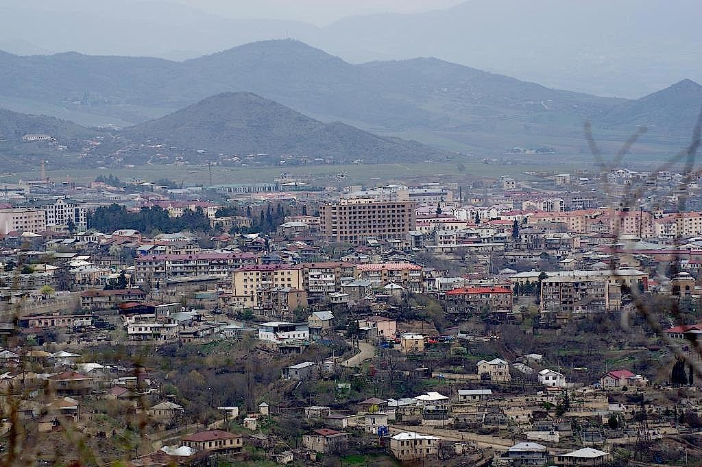 Bergkarabach-Stepanakert