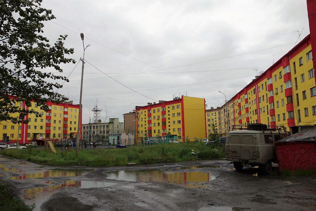 Susuman-Sibirien