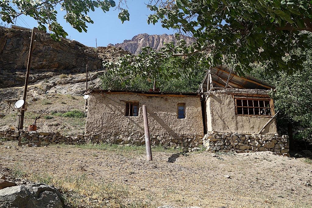 Tadschikistan-Fan-Gebirge
