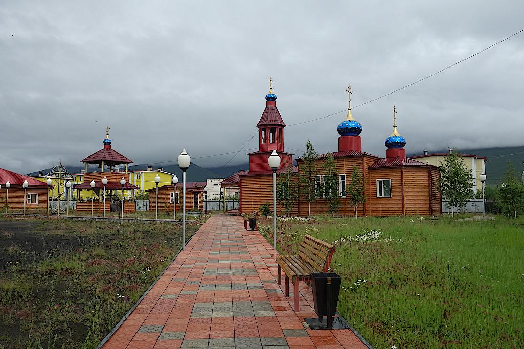 Kolyma-Highway-Ust-Nera-Sibirien