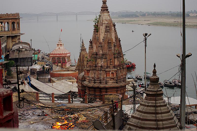 Varanasi-Burning-Ghats