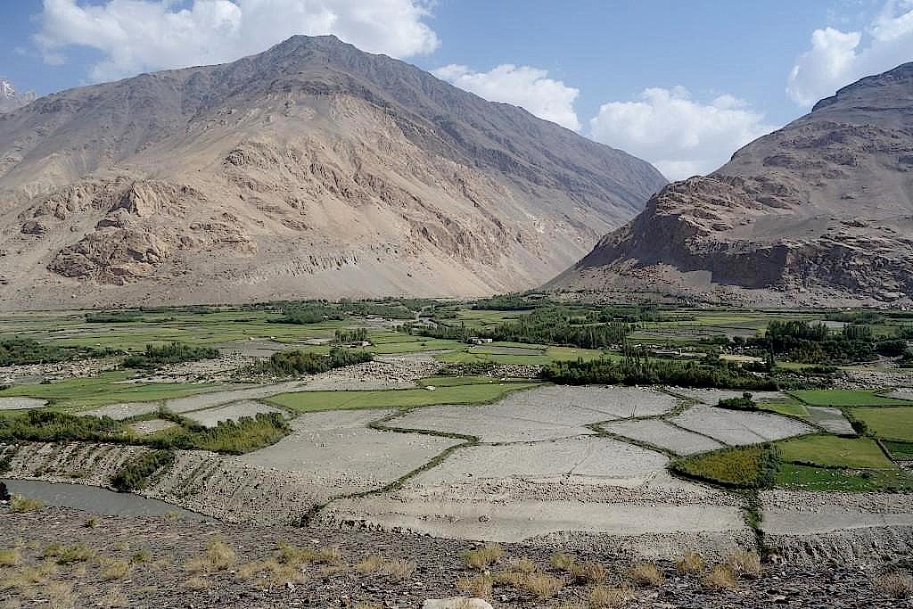 Wakhan-Korridor-am Pamir-Highway