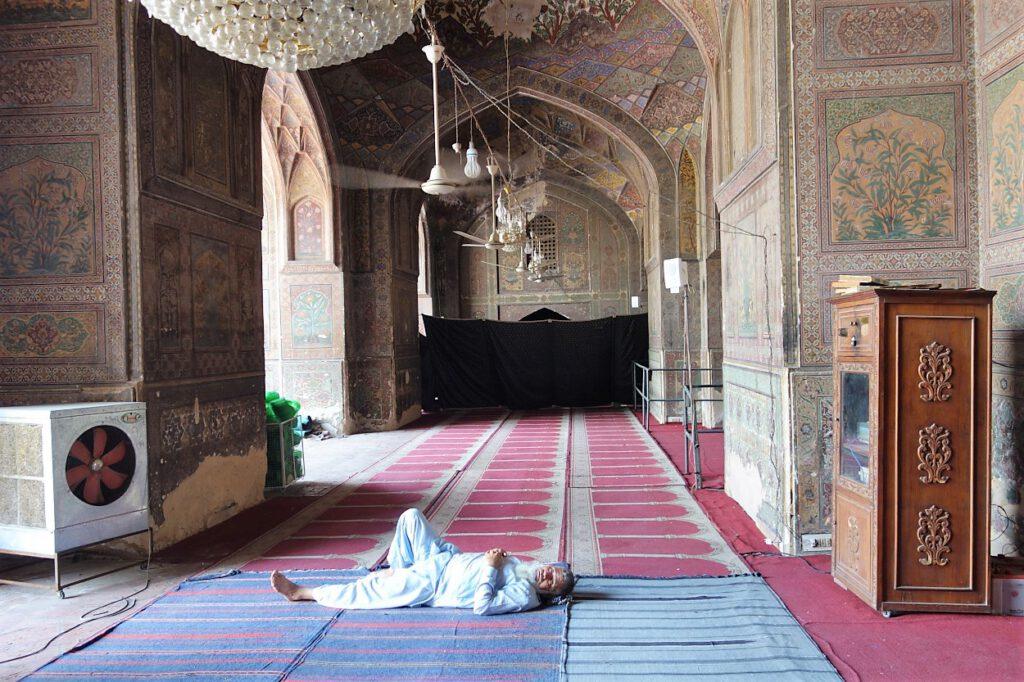 Wazir-Khan-Moschee-Lahore-Pakistan