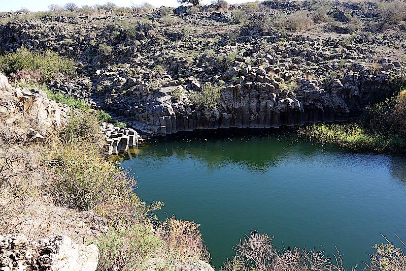 Yehudiya-Nationalpark-Israel