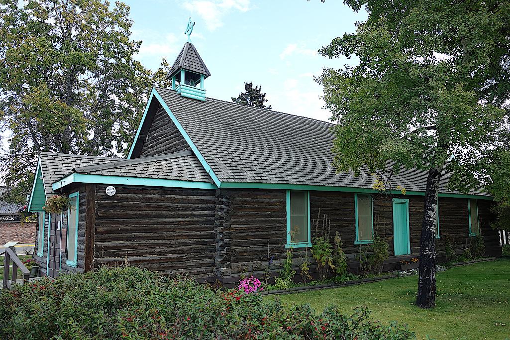Kirche-in-Whitehorse