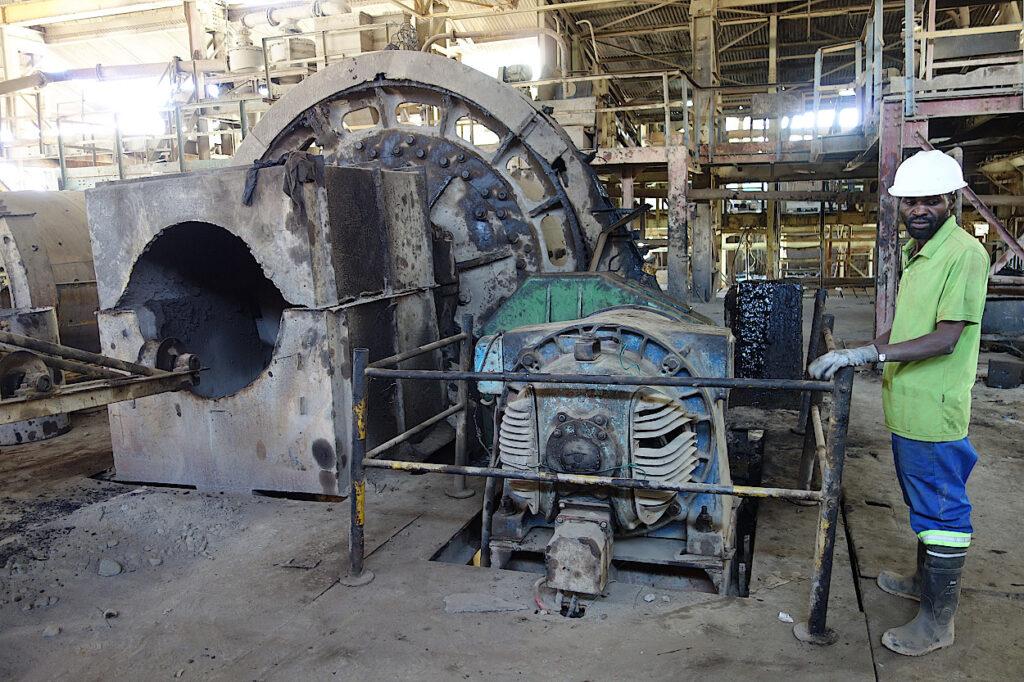 Kupfermine-in-Likasi-Katanga