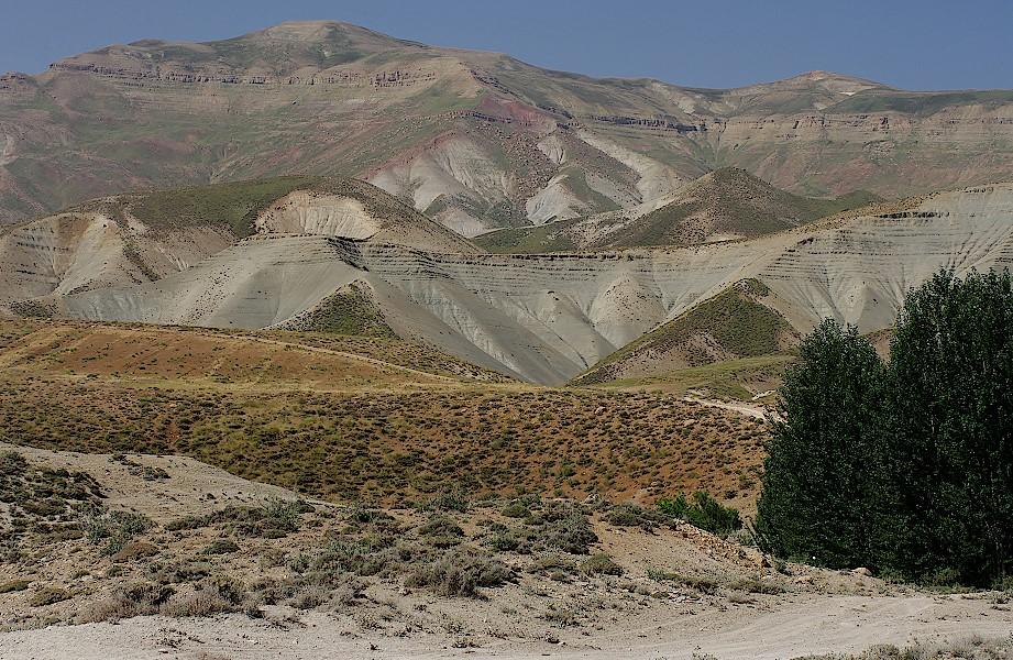 Berge-Iran