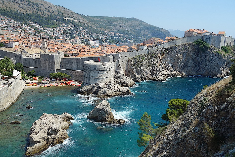 Stadtmauer-von-Dubrovnik
