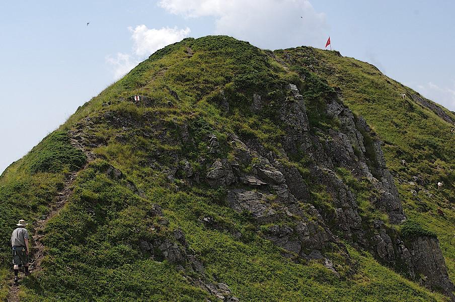 Grenze-zu-Albanien-im-Prokletije-Nationalpark