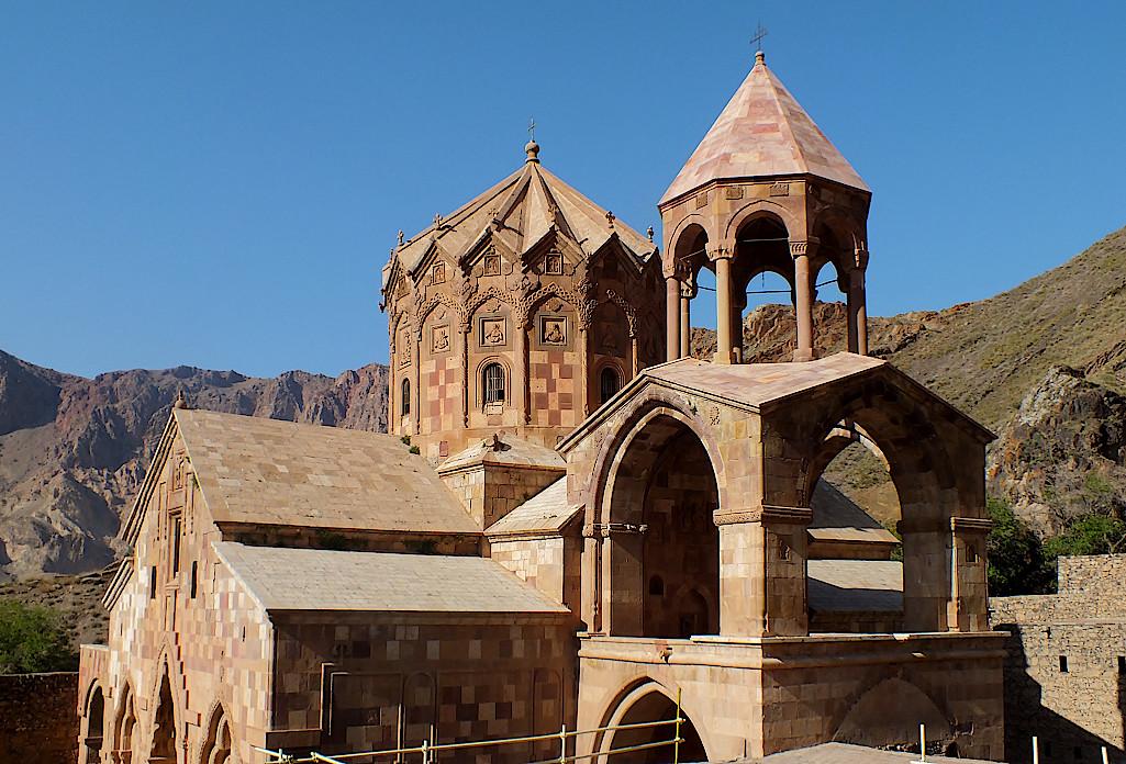 Kloster-Sankt-Stephanos-Iran
