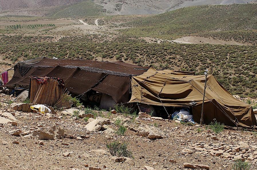 Halbnomaden-Iran