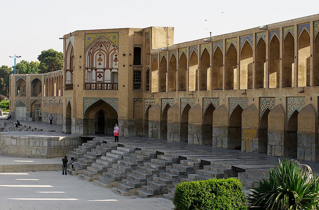 Isfahan-Kaju-Brücke