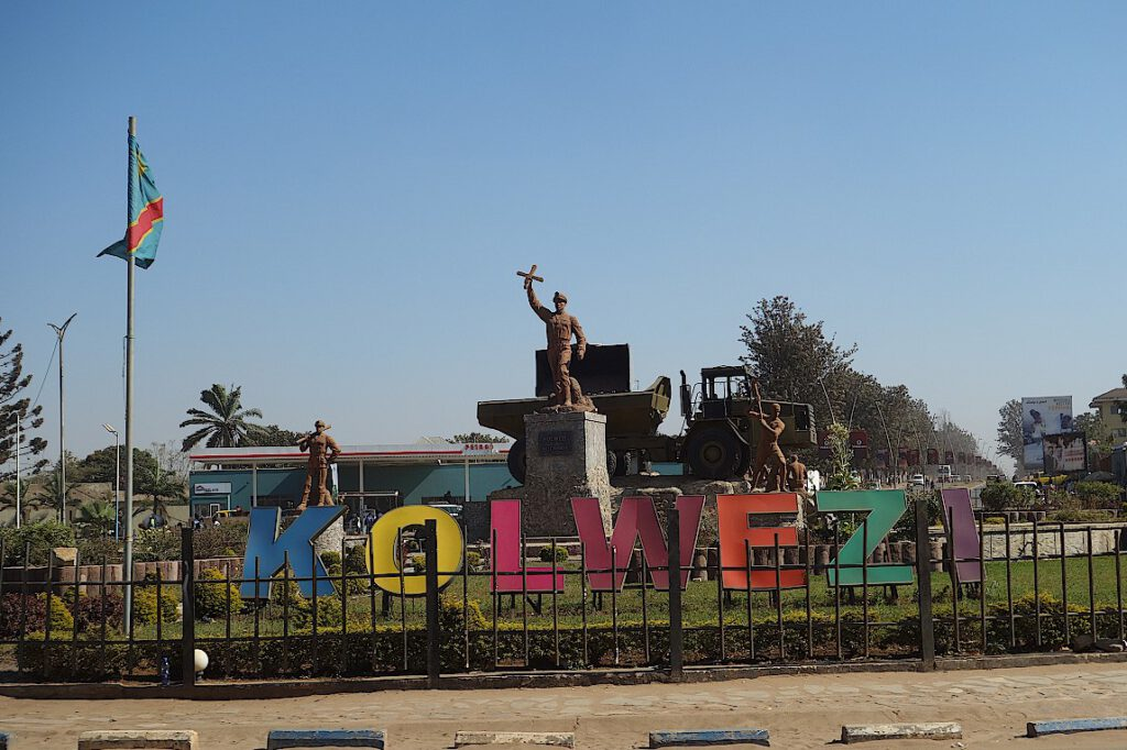 Kolwezi-Katanga