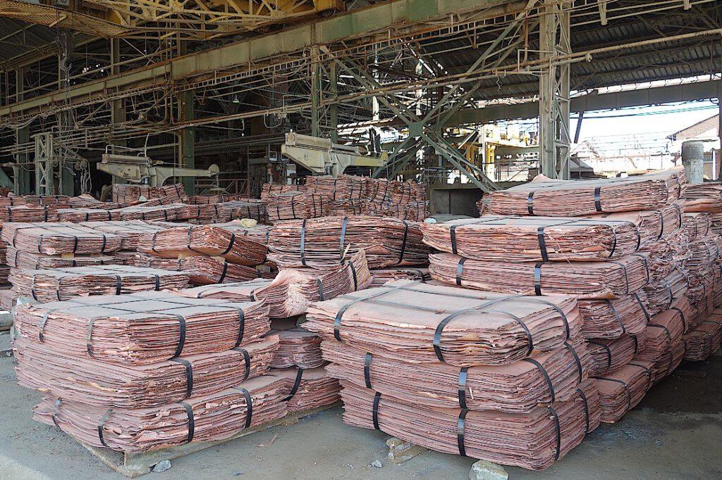 Kupfer-Likasi-Katanga