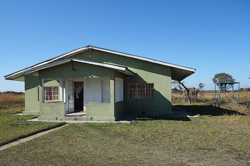Gaestehaus im Kundelungu Nationalpark-in-Katanga