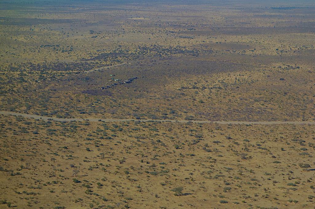 Kalahari-Botswana