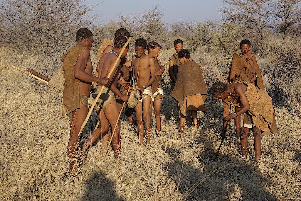 San-Kalahari