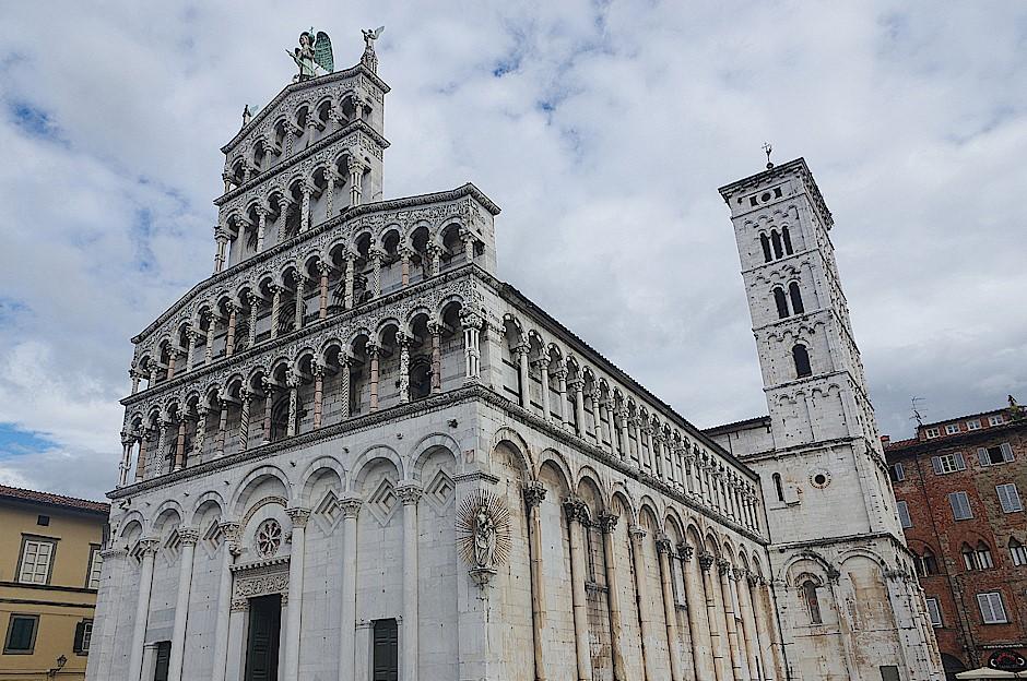 Kirche San Michele in Foro